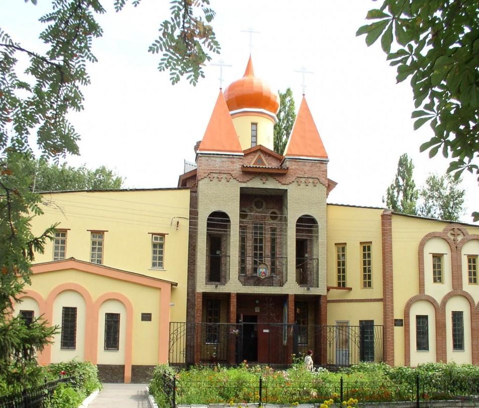 Свято-Ольгинский женский монастырь