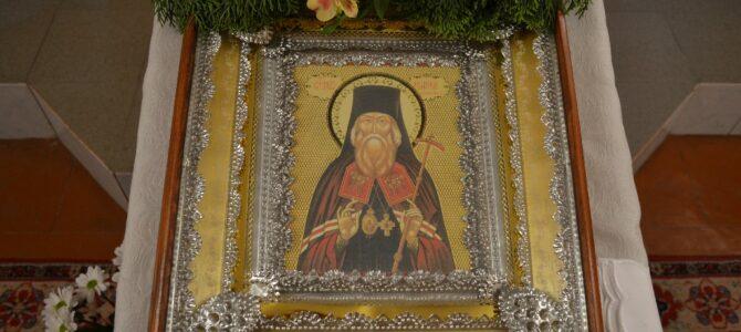Престольный праздник  храма святителя Игнатия Брянчанинова при Луганском госпитале ветеранов ВОВ