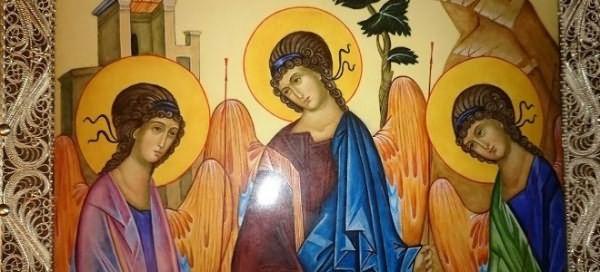 Праздник Пятидесятницы (день Святой Троицы)