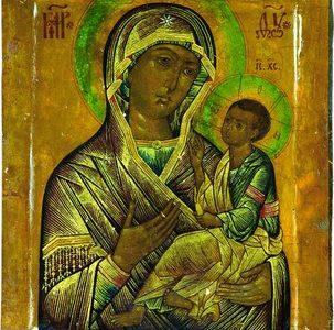 Праздник Грузинской иконы Пресвятой Богородицы